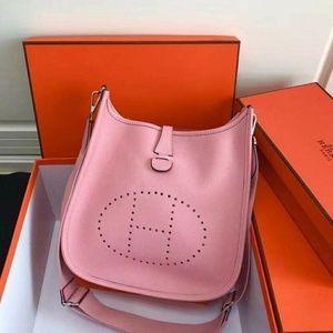 Hermes Leather handbags